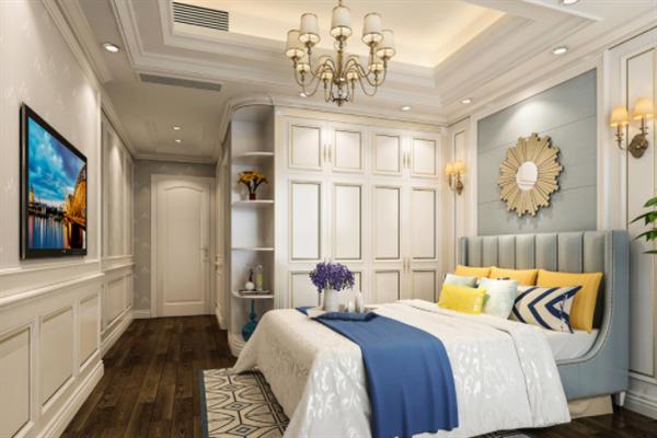 榮祿通裝飾臥室