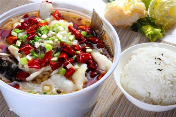 杜小六鹵肉飯酸菜小魚營養