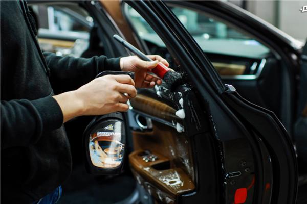 新焦点汽车美容清洁