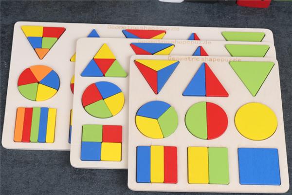 奇米米玩具拼图