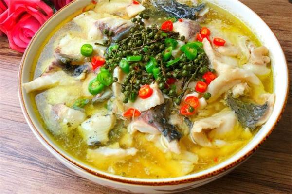 花椒魚麻辣