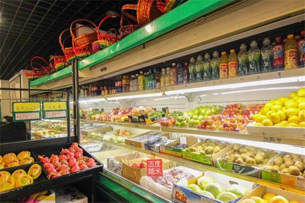 水果连锁超市加盟条件