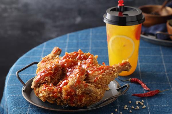 一汁雞仔韓式炸雞