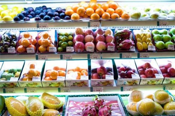 水果连锁超市加盟费多少钱