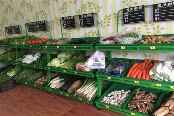 如何加盟水果蔬菜超市