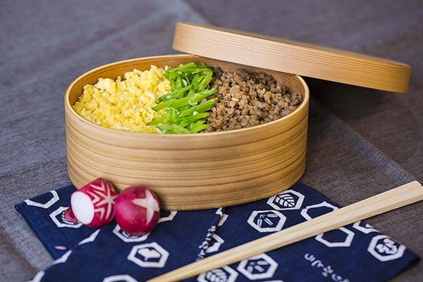 大米便当美味