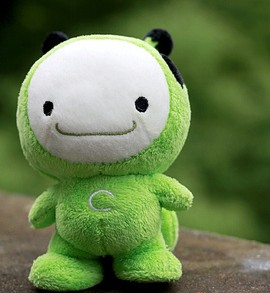 品绿专卖店玩偶