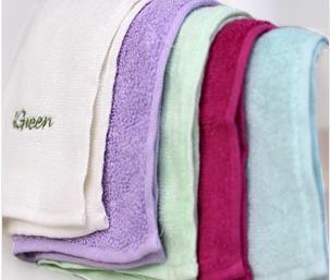品绿专卖店毛巾