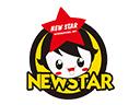 小新星少兒成長中心品牌logo