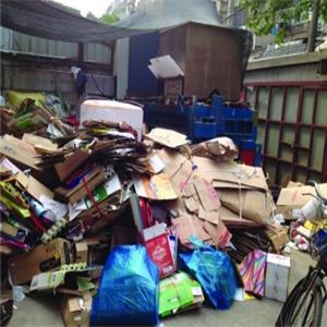 干巴精废品回收生态