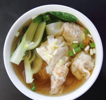 原味林老上海馄饨铺好吃