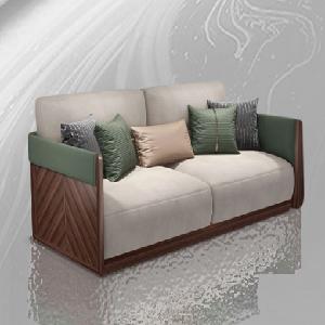 太阳树家具两人沙发