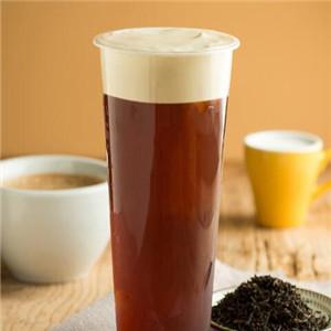 根号几奶茶红茶