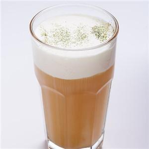 根号几奶茶抹茶