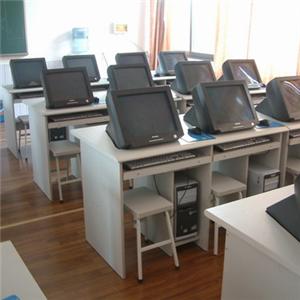 富海计算机学校教室