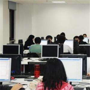 富海计算机学校学生
