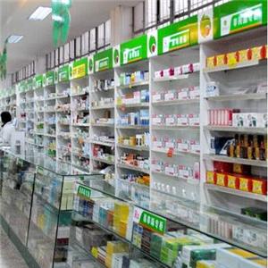 华东大药房-整齐