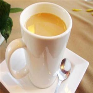 柳小颜奶茶美味