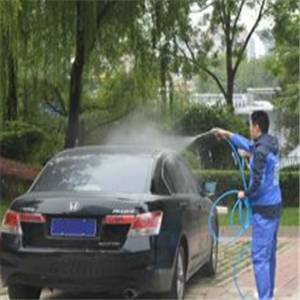 洗么智能洗车品质