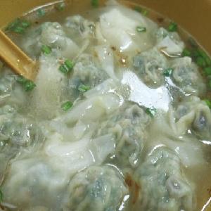 李记老上海馄饨铺荠菜馄饨