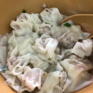 李记老上海馄饨铺猪肉馄饨