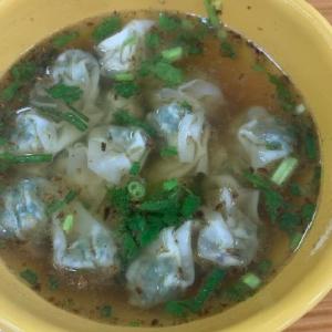 林记老上海馄饨铺汤鲜味美