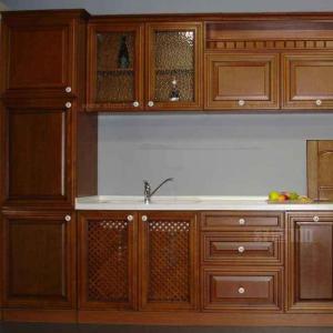 澳斯特橱柜木质材质