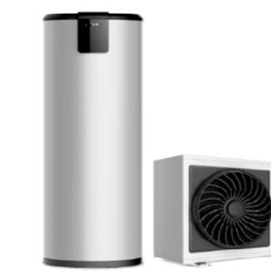 三菱日特空气能热水器落地式
