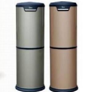 三菱日特空气能热水器立式落地式