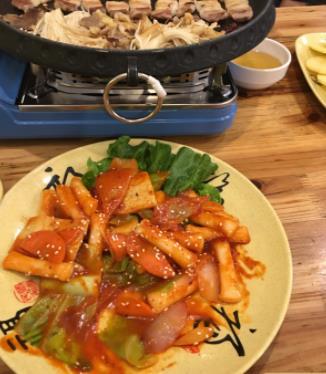 小白家韩式料理薯条
