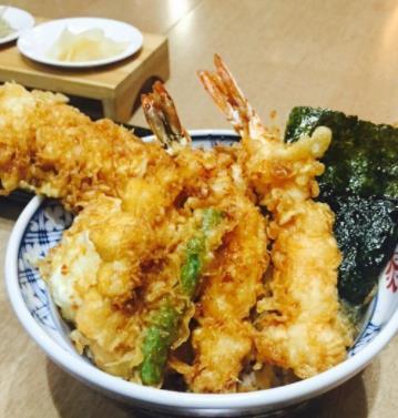天喜黄金炸虾饭香酥炸虾