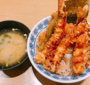 天喜黄金炸虾饭麻辣炸虾