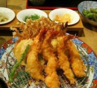 天喜黄金炸虾饭脆炸虾