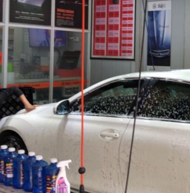 耐乐快修洗车