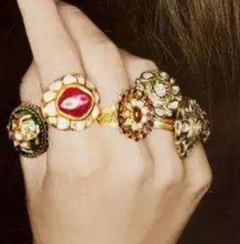 恒达福珠宝款式