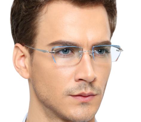 布雷斯顿眼镜好看