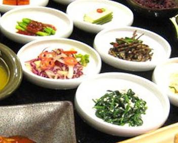 霜花店韩国料理健康