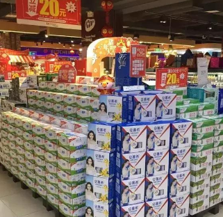 鸿福超市服务好