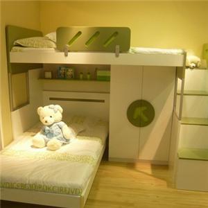 乐领儿童家具展示