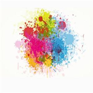 兴国水漆彩色