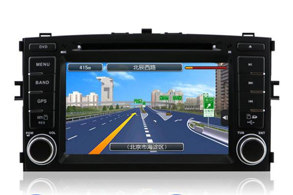 图霸汽车电子产品显示屏