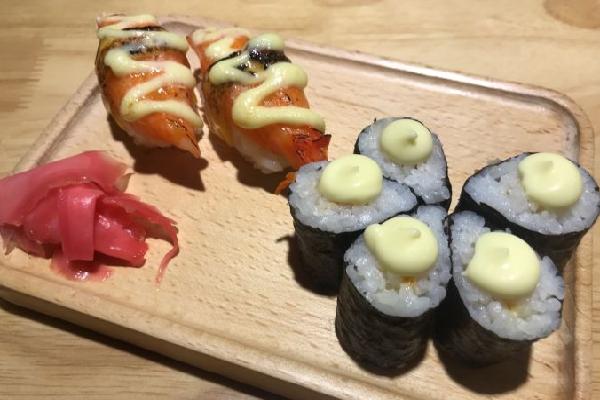 鸟州力日式料理寿司