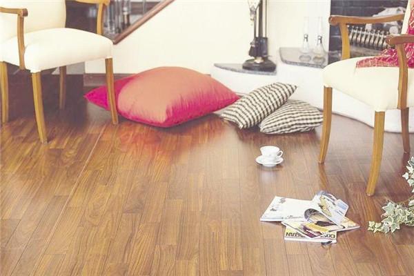 彩蝶地板产品