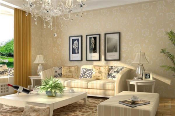 金狮壁纸设计