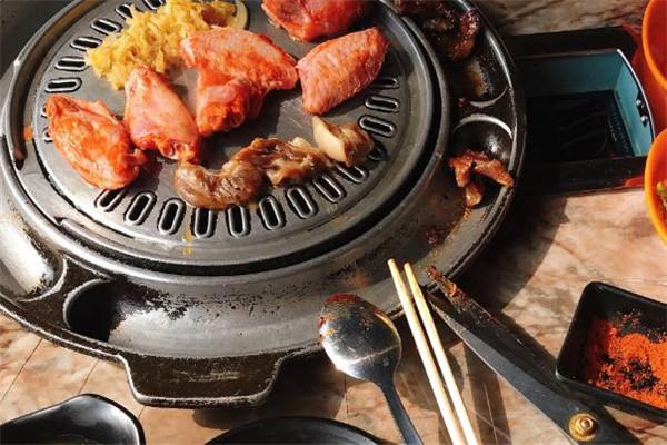 济州岛韩式韩国料理烤肉