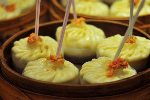 上海特色小吃店美味