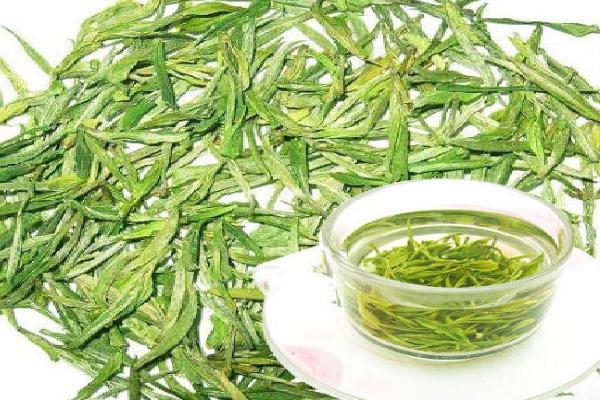 福音山养生珍稀茶绿茶
