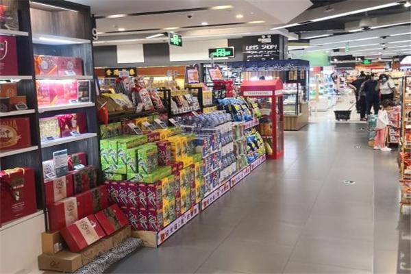 mela环保超市-整洁