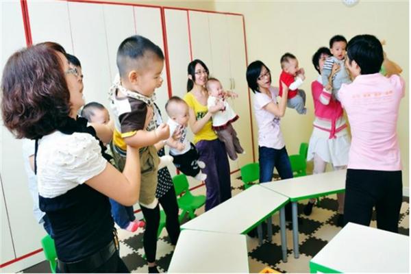 天才家族幼儿园活动