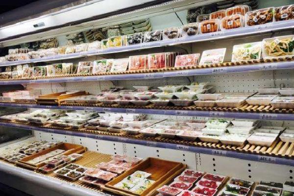 涮多多火锅食材超市肉类区